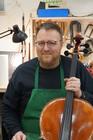 "A. Christopher Ulbricht 16 3/8"" viola, 2019, Indianapolis, USA"