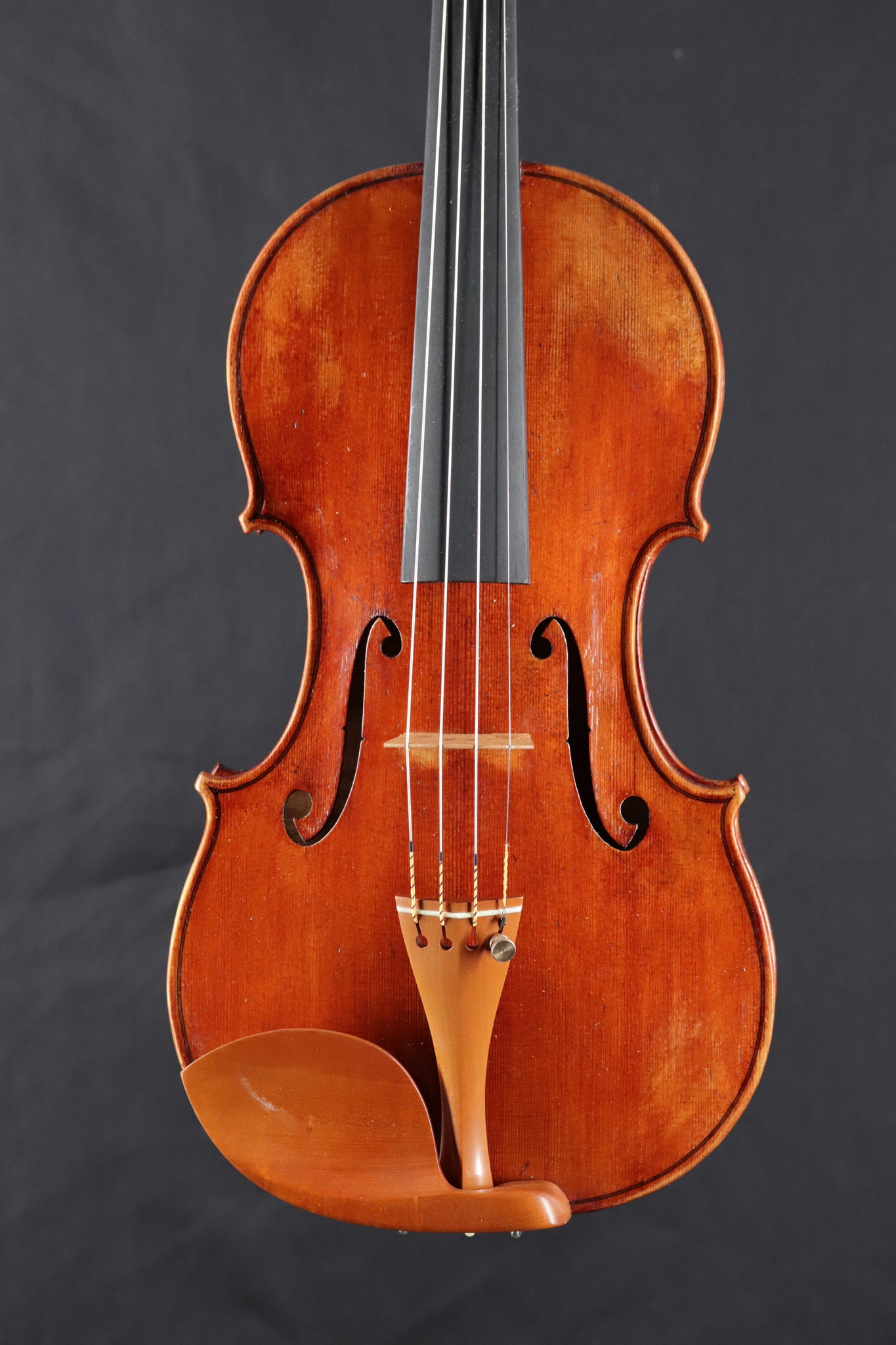 Jeffrey Robinson violin, 2020, Flagstaff AZ