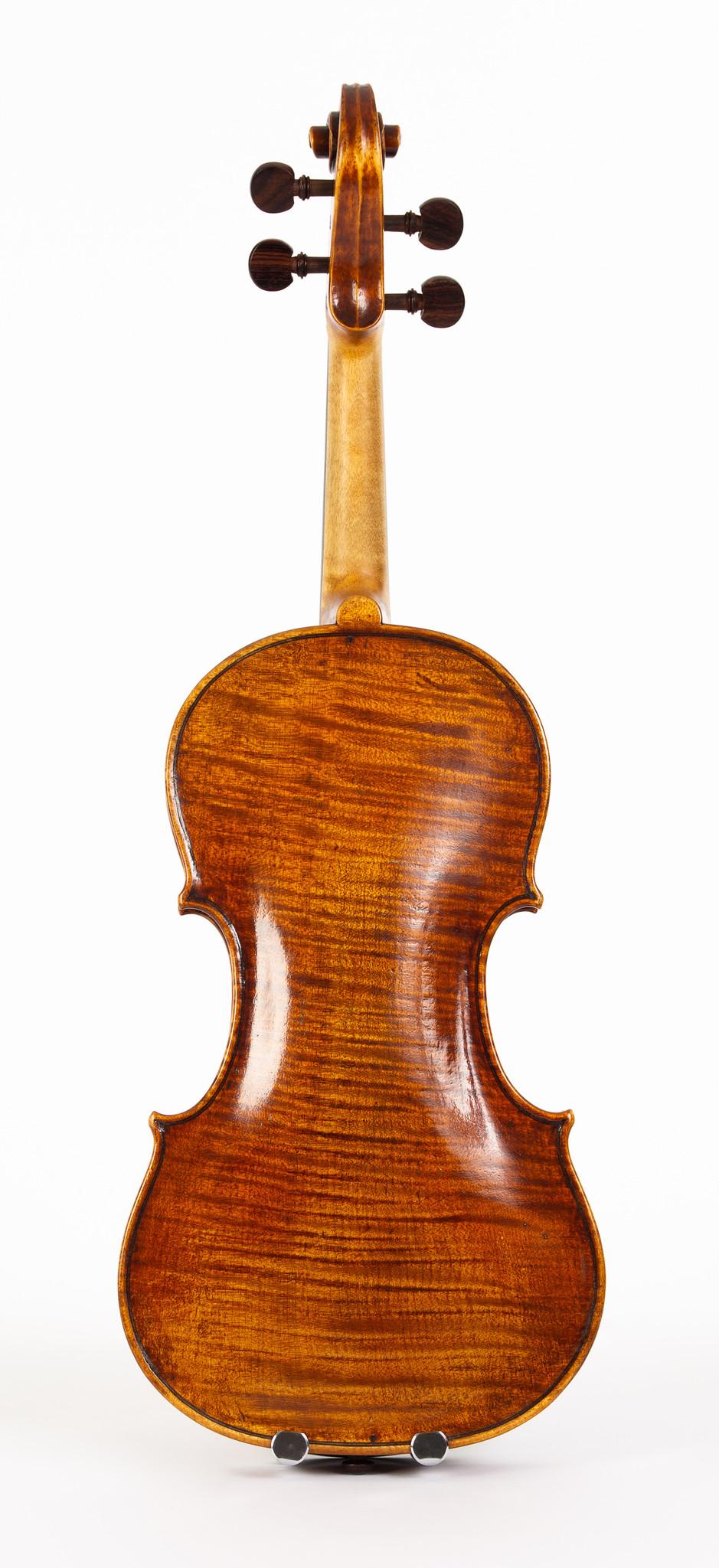 Jason Starkie violin, 2016, Sentaraille à Berdot
