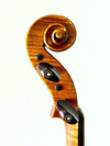 Henri Delille Pierre Marcel #6, Guarneri del Gesu 1744 model violin, Belgium, No. 130