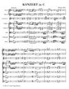 Barenreiter Haydn, Joseph (Gerlach): Concerto for Violoncello and Orchestra in C major,  Hob.VIIb:1 (Study score) Barenreiter Urtext