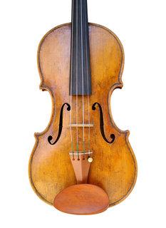 Michael Fischer violin, 2009, Il Cannone 1743, Los Angeles CA
