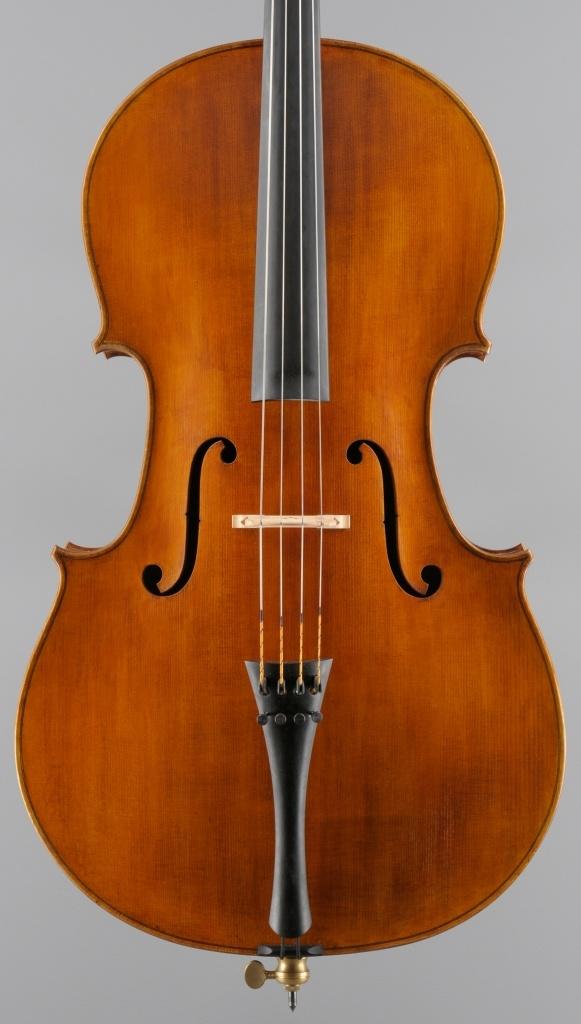 """Canadian Martin Heroux & Isabelle Wilbaux cello, """"Zephyr"""", Ste Emilie de l'Energie, 2002"""