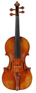 "Douglas Cox violin, ""Kreisler"" Guarneri, #993, Brattleboro, VT"