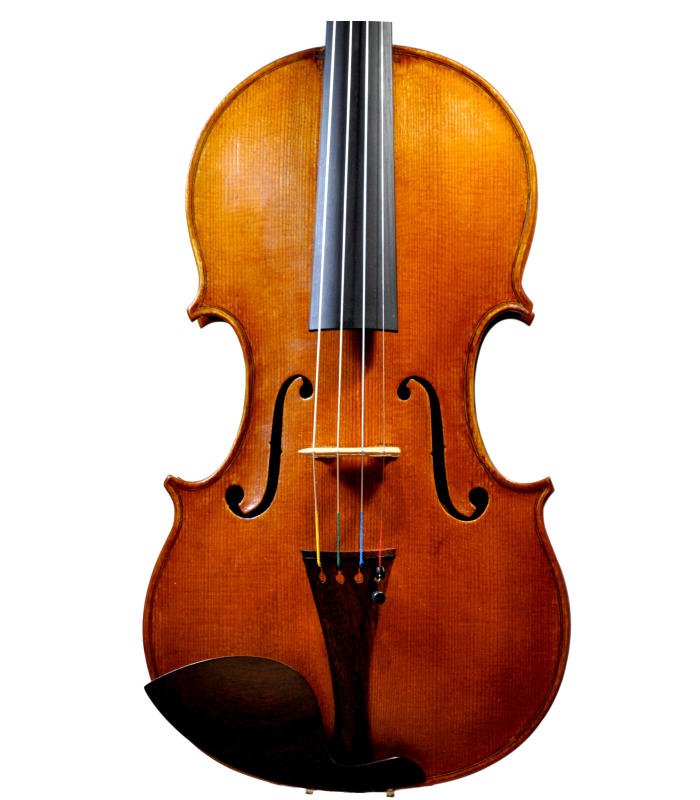 Jedidjah de Vries violin, 2015, Boston MA