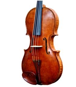 """Jedidjah de Vries 16.5"""" viola, 2019, Washington D.C., USA"""
