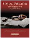 C.F. Peters Fischer: Transcriptions (violin, piano) PETERS