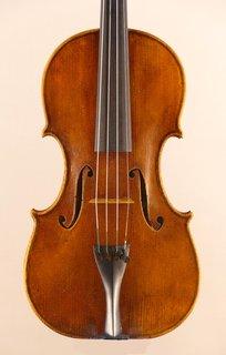 Andrew Carruthers violin, 2020, 17104, Santa Rosa, CA