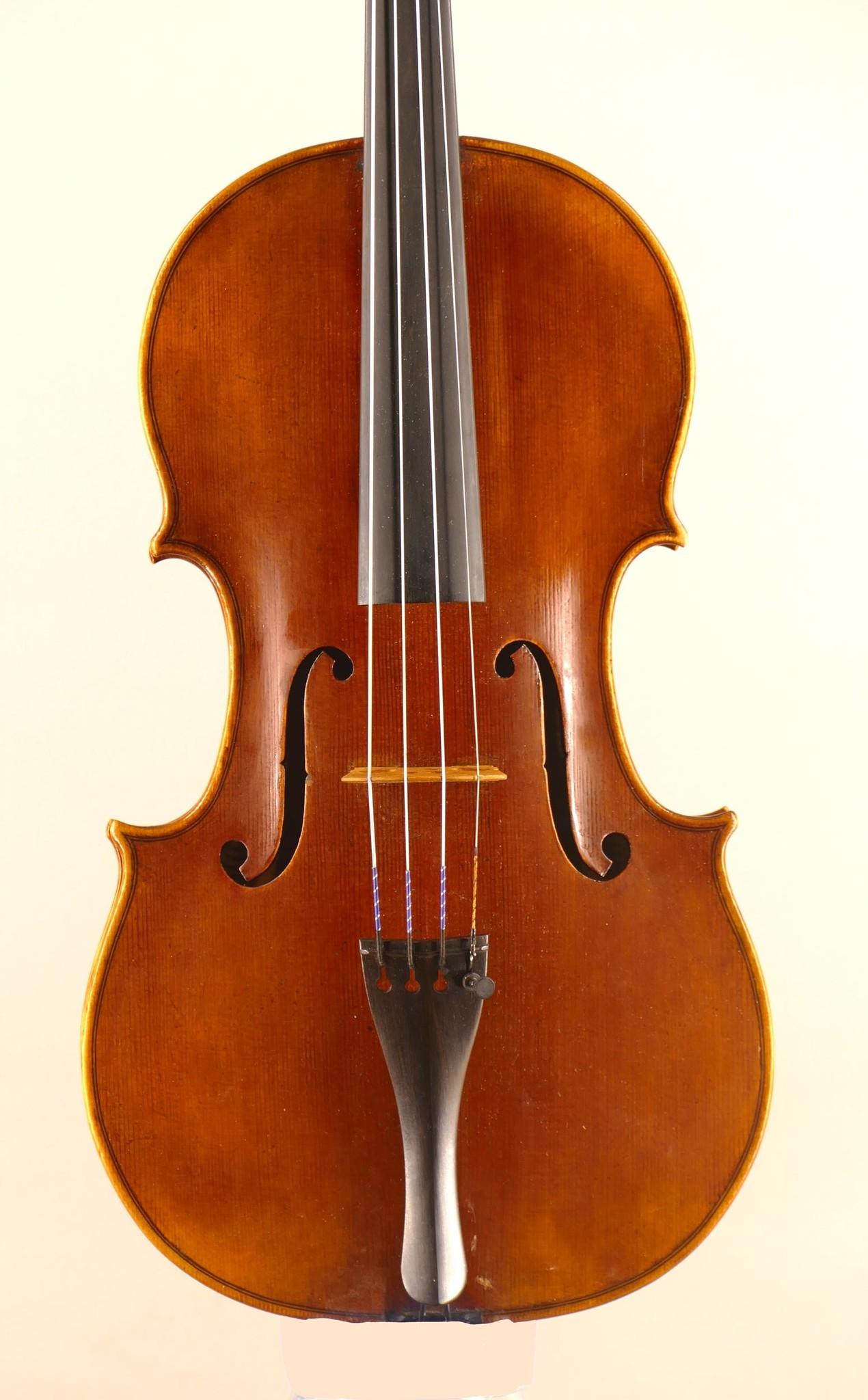 "Andrew Carruthers, 2020, 16.5"" viola, 2031, Santa Rosa, CA"