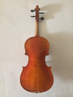 "Serafina Serafina DX 14"" viola outfit, with free case, bow, rosin & polish cloth"