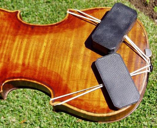 Acoustifoam Acoustifoam Shoulder Rest (violin/viola)