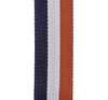 BAM BAM neoprene violin/viola case strap, French Flag, 2, with clips, for Hightech case