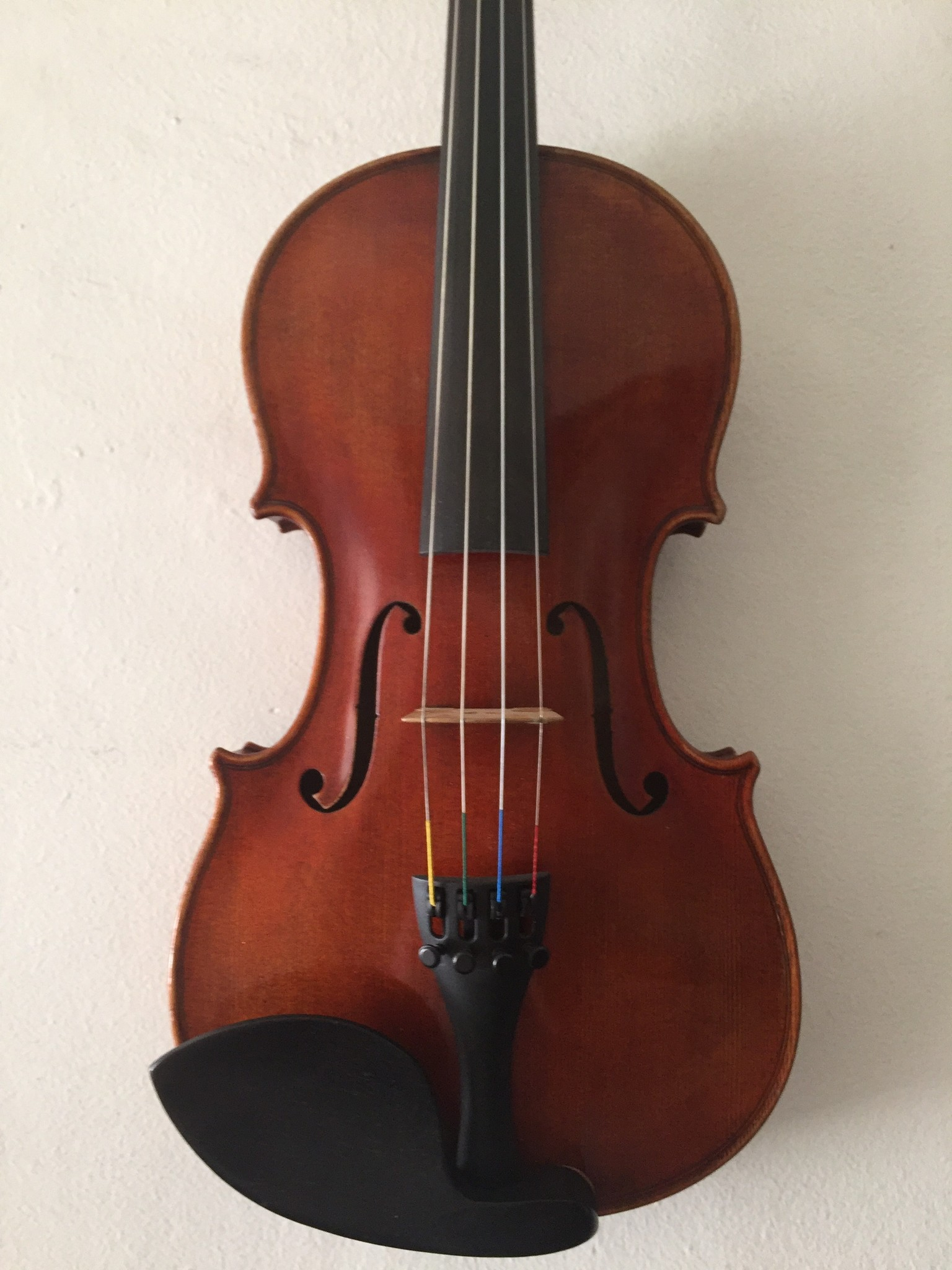 Theo Glaesel petite violin, 1955, Markneukirchen, GERMANY