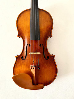 Andrius Faruolo violin, 2003, New York, USA