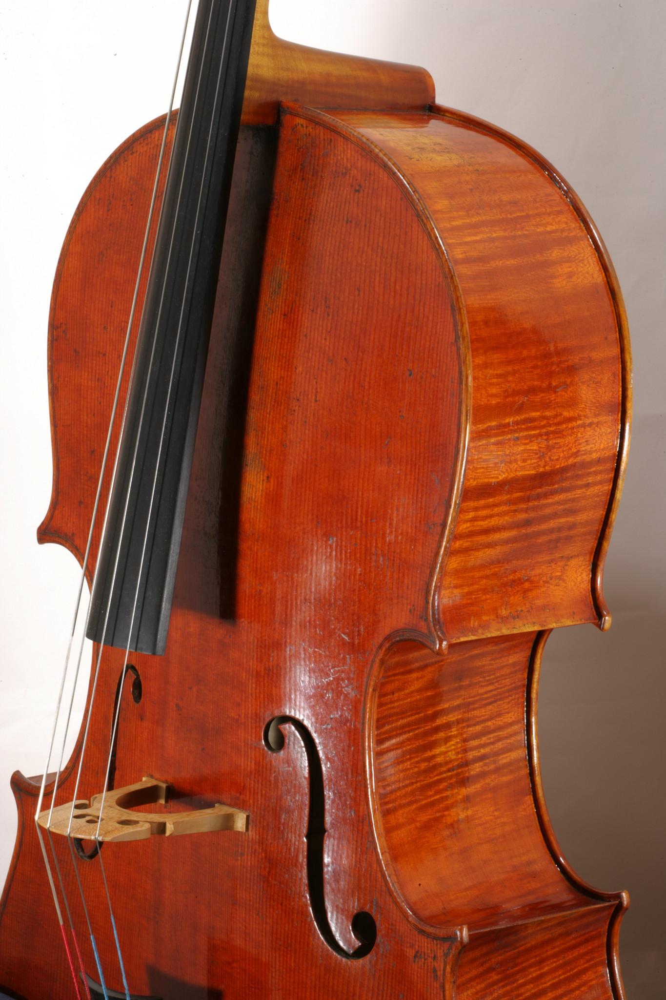 Joseph Grubaugh & Sigrun Seifert cello, Petaluma, CA 2019
