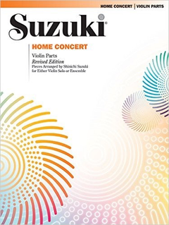 Suzuki, Shinichi: Home Concert (violin)