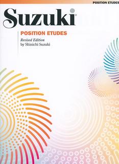 Suzuki: Position Etudes revised (Violin)