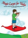 Martin, Joanne: Magic Carpet for Violin (Piano Acc.)