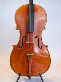 "Jay Haide L'ancienne Euro-wood ""J.B. Vuillaume"" model cello, 2017"