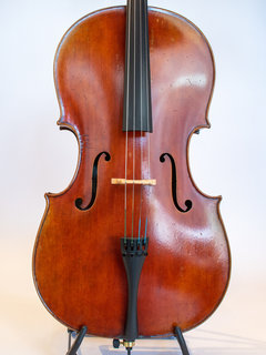 Jay Haide Jay Haide L'Ancienne cello, 2008, Montagnana model