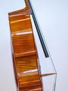 Henri Delille Pierre Marcel #6, Strad 1710 model cello, 2017, S/N 429, Belgium