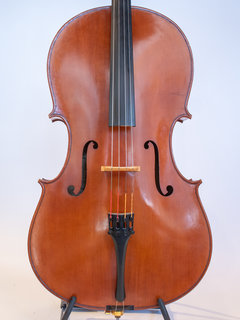 Ivan Zgradic cello, 1972, Sherman Oaks, California, USA