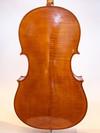 Ivan Zgradic cello, 1972, Sherman Oaks, California, USA