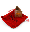Giglio Asla Music box, birds eye maple with inlaid violin & lute, Clair de lune, Debussy, Sorrento, ITALY