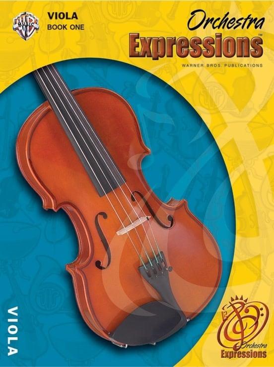 Alfred Music Brungard, K.D.: Orchestra Expressions Book 1 (viola & CD)