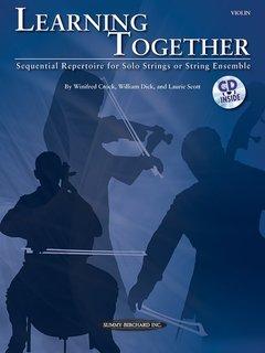 Crock, Dick, & Scott: Learning Together 1 (violin) (CD) Alfred
