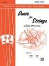 Alfred Music Applebaum, Samuel: Duets for Strings, Book Two (2 violins) Alfred