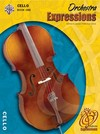 Alfred Music Brungard, K.D.: Orchestra Expressions Book One (cello Book & CD) Warner Bros.