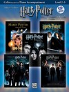 Alfred Music Williams, J.: Harry Potter Instrumental Solos for Strings (Movies 1-5) (Cello Book & CD) Alfred