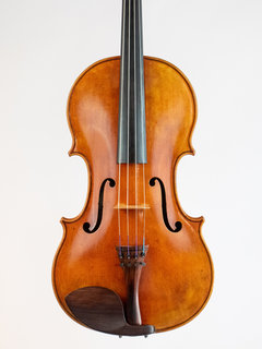 "David Gusset, Amati model 16"" viola, 2013, Eugene, Oregon, USA"