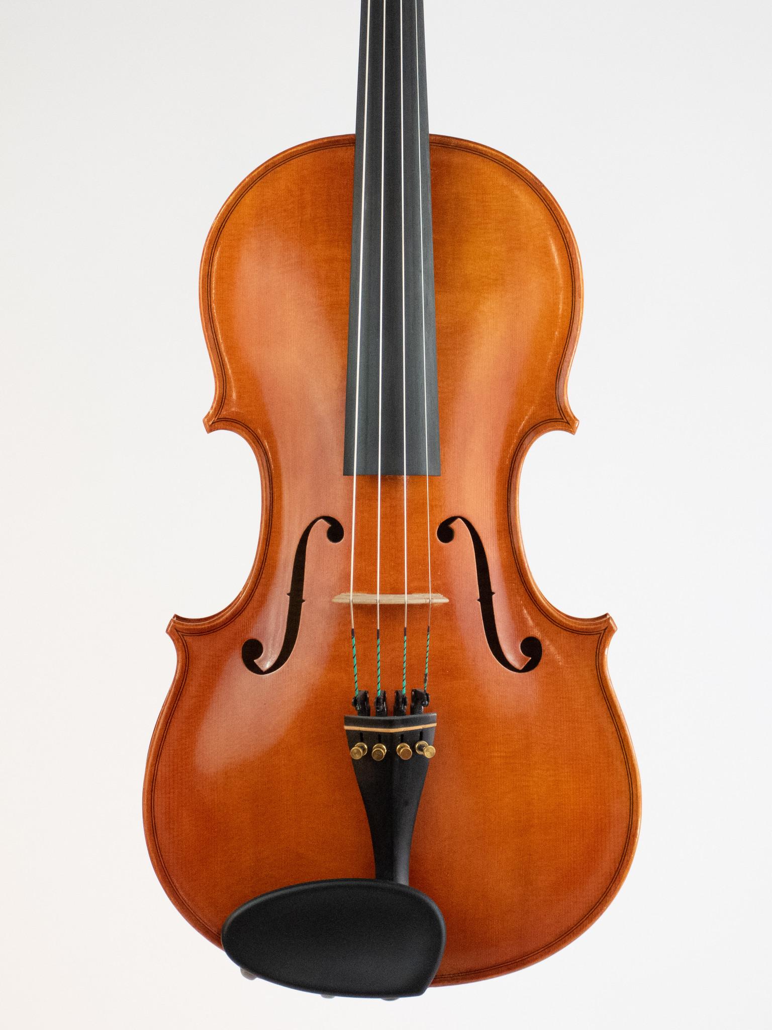 "John Hill 16 1/4"" viola, no. 17, 2006, Eugene, OR, USA"