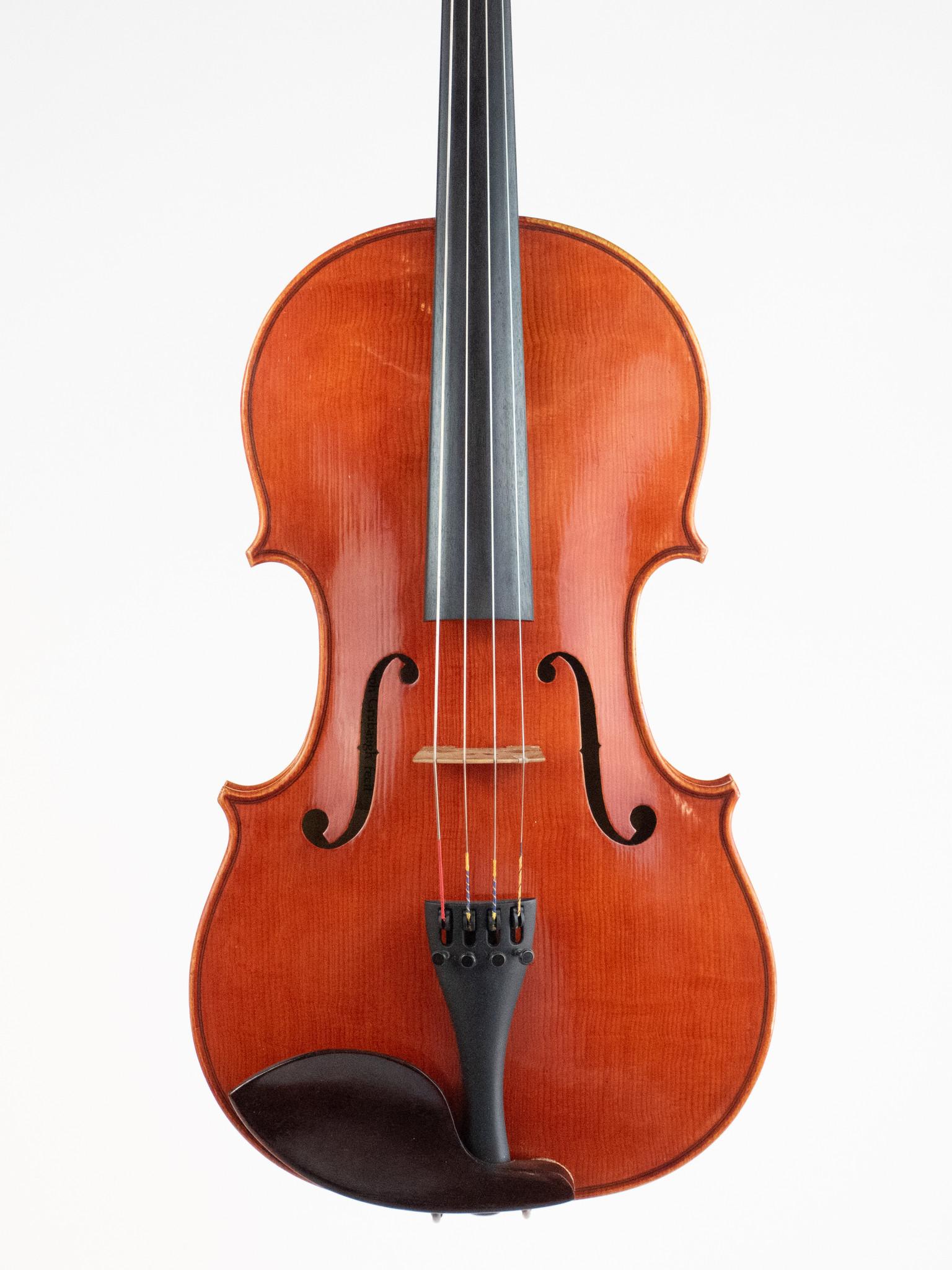 "Joseph Grubaugh 16 1/4"" viola, 1982, San Francisco, USA"