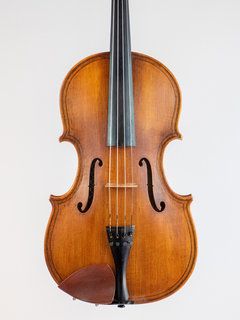 "Lawrence Furse 16"" viola, 2000, Salt Lake City USA, inlaid Maggini model"