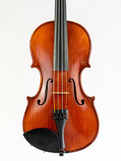 W. Raabs 3/4 used violin outfit 2003, WEST GERMANY