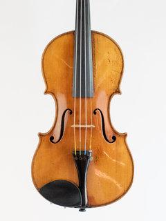 William Furey violin, 1886 Coldwater, Michigan, USA