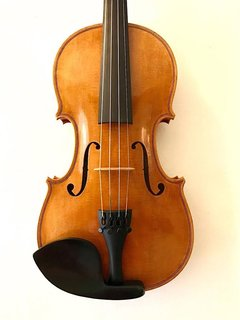 Kingman, Gordon Maury Strad model violin #22, 1989 Santa Barbara