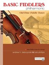 Alfred Music Dabczynski: Basic Fiddlers Philharmonic, Old-Time Fiddle Tunes (cello & bass)