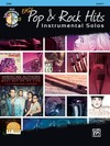 Alfred Music Galliford: Easy Pop & Rock Hits Instrumental Solos for Strings (Cello Book +CD) Alfred