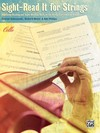 Alfred Music Dabczynski, Andrew: Sight-Read It for Strings (cello) Alfred