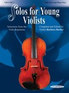 Alfred Music Barber, B.: Solos for Young Violists Volume 1, (viola & piano)
