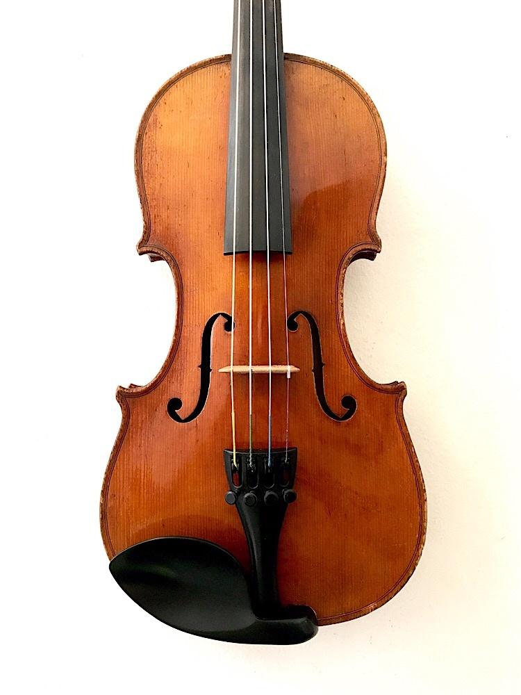 Neuner & Hornsteiner 1/2 violin outfit, 1925