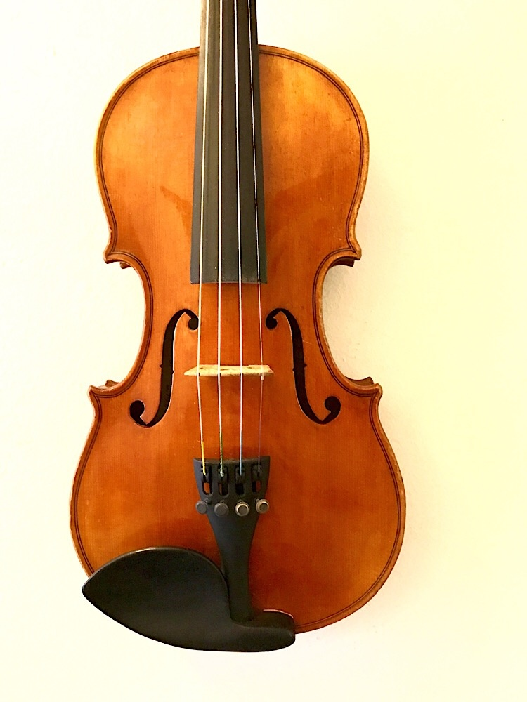 Artur Teller 1/2 violin outfit, 1980, Bubenreuth, GERMANY