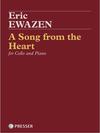 FISCHER Ewazen: A Song from the Heart (cello and piano)