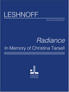 FISCHER Leshnoff: Radiance in Memory of Christina Tarsell (Piano quintet)
