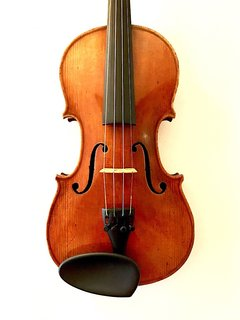 "3/4 ""Johann Grimm"" violin outfit, 1927, Germany, excellent condition"