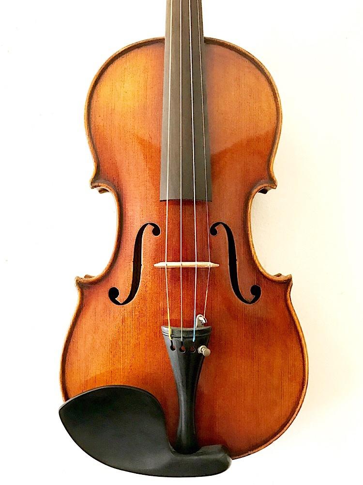 Hans Schuster used violin, Hand Arbeit Copie Stradivarius GERMANY